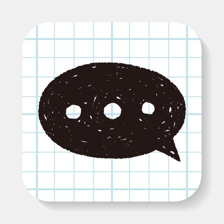 dialog: Doodle Dialog