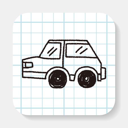 car: Doodle Car