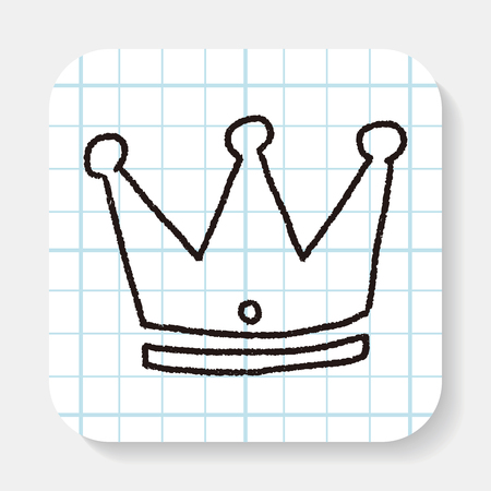 imperial: Doodle Imperial crown