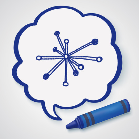 keywords link: social link doodle
