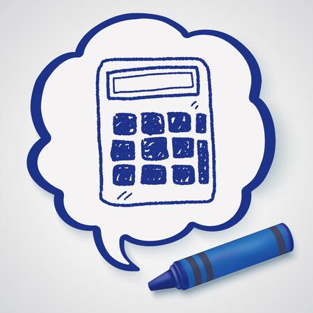 calculator: Doodle Calculator