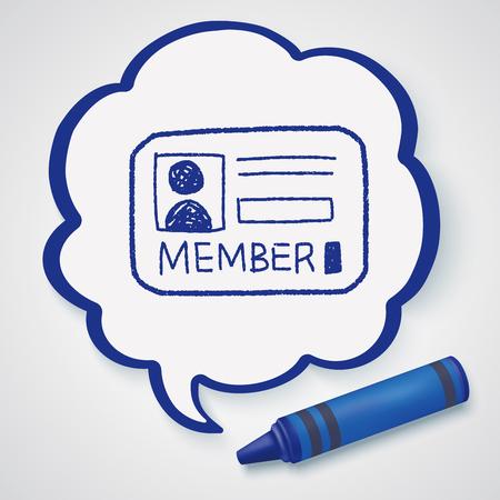 member: member id doodle