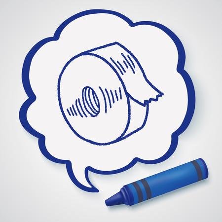 sellotape: tape doodle