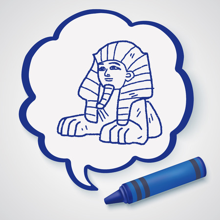 sphinx: Esfinge del doodle