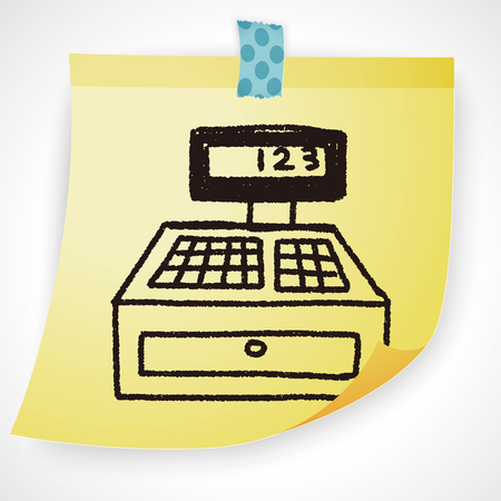 checkout: Doodle Checkout Machine