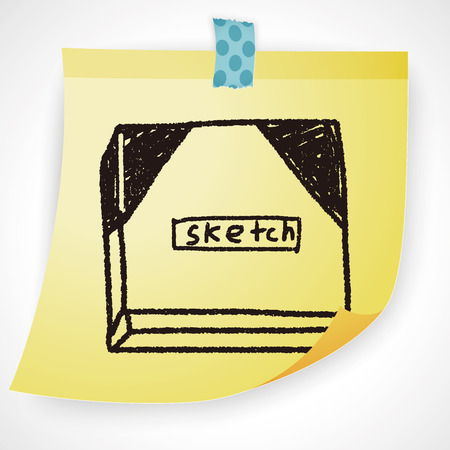 sketchbook: sketchbook doodle
