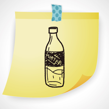 water sport: sport water drink doodle