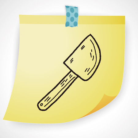 beater: bake beater doodle