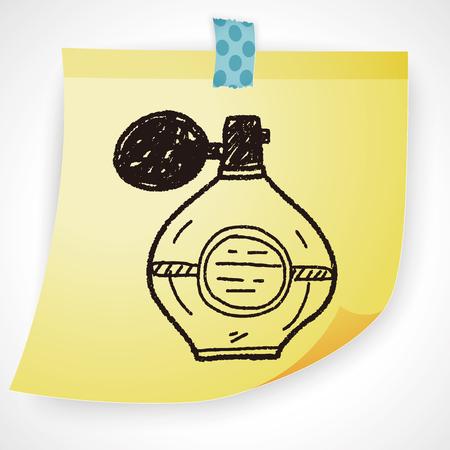 perfume spray: Doodle Perfume