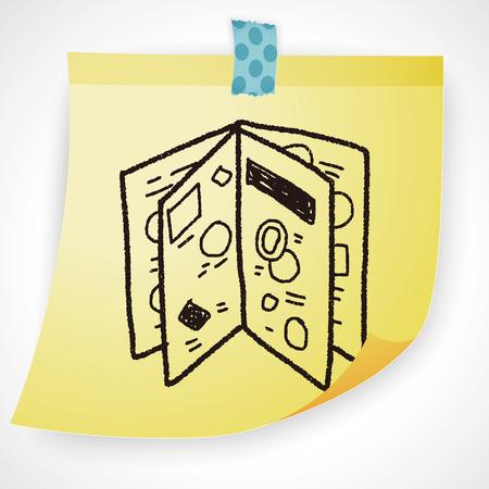 catalog: catalog doodle