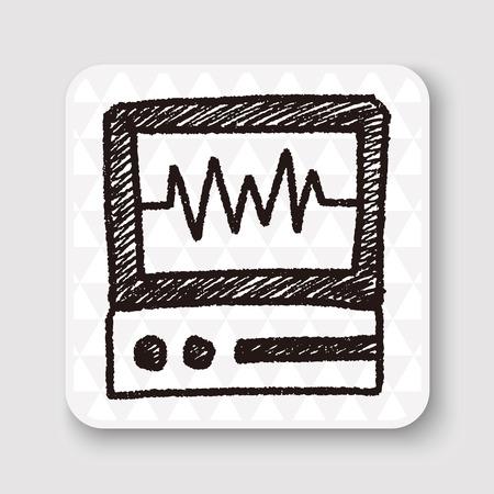ecg: doodle ECG