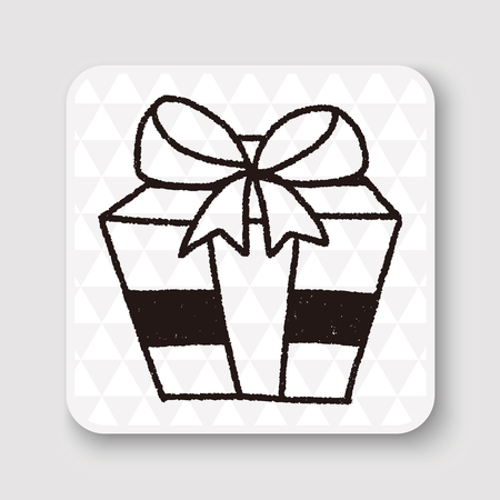 festive occasions: doodle gift