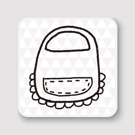 aprons: Doodle Baby Aprons