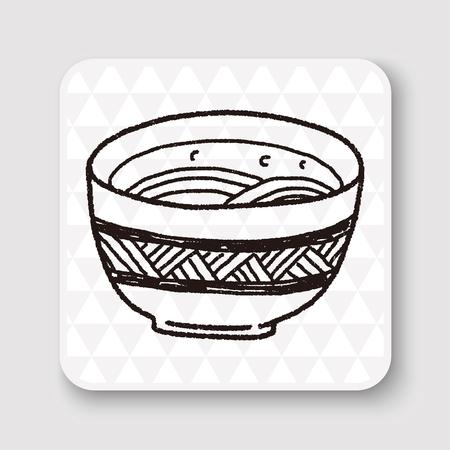 noodle: Doodle Noodle