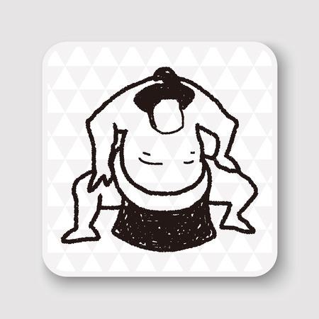 sumo: sumo doodle