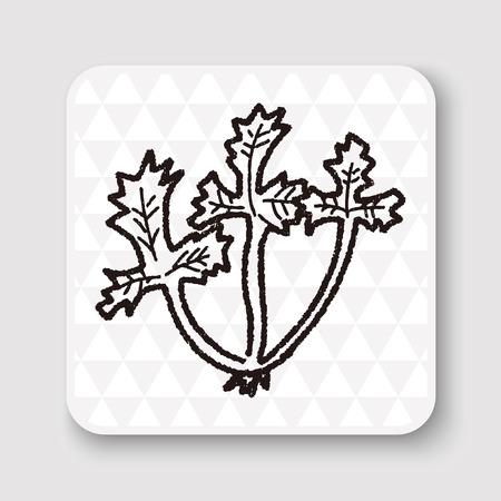parsley: Parsley doodle