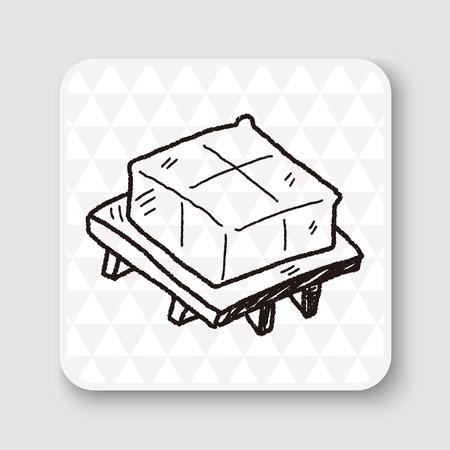 tofu doodle