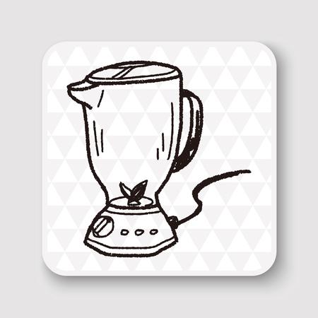 blender: blender doodle