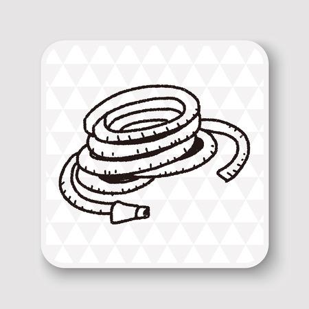 rinse: sprinkler doodle