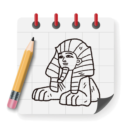sphinx: Sphinx doodle