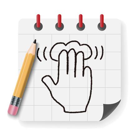 gesture: Gesture doodle