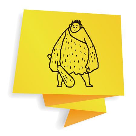 giant ogre doodle