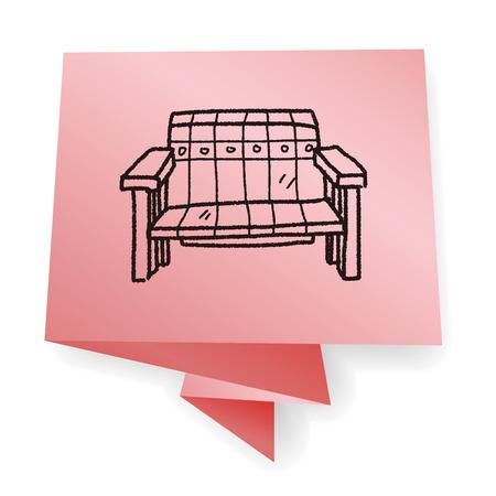 sofa: sofa doodle