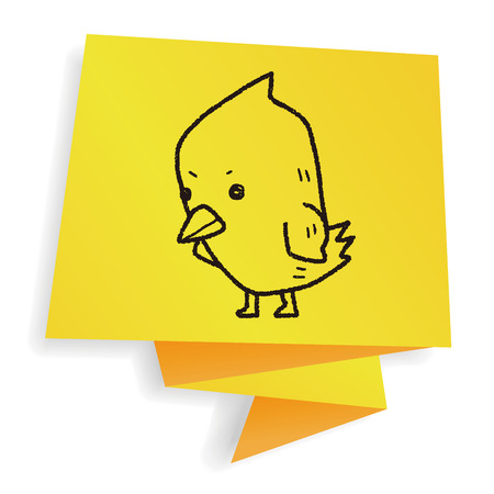 chick: chick doodle