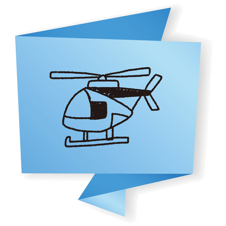 helicopters: Doodle Helicopters