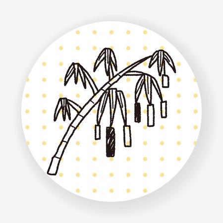 wishing: wishing tree doodle