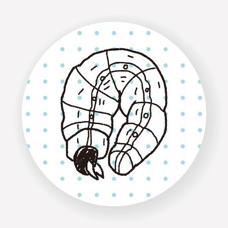 caterpillar: caterpillar doodle