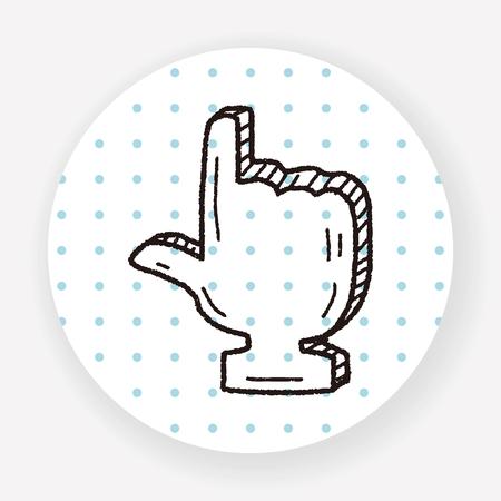 klik: Klik doodle