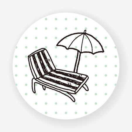 lounge: doodle Lounge chair