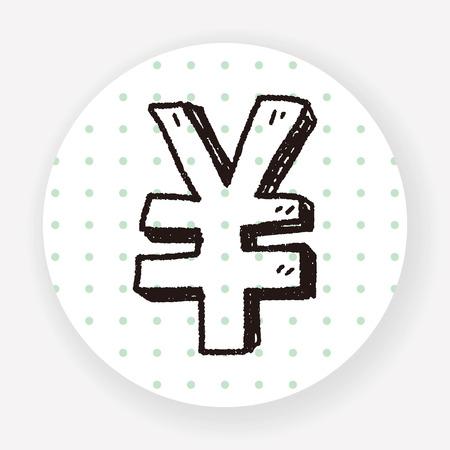 renminbi: doodle Renminbi