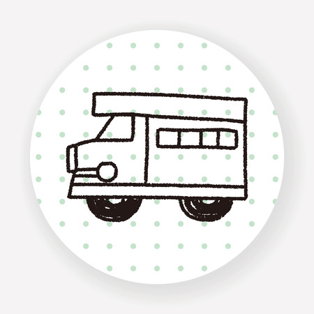 suv: Doodle SUV