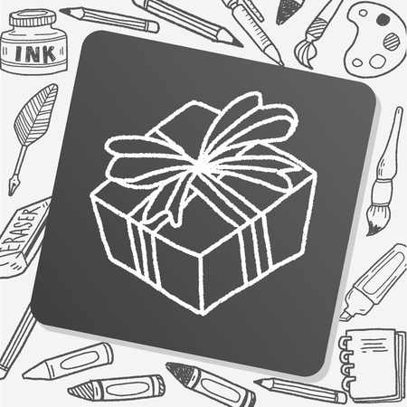 giftware: doodle gift