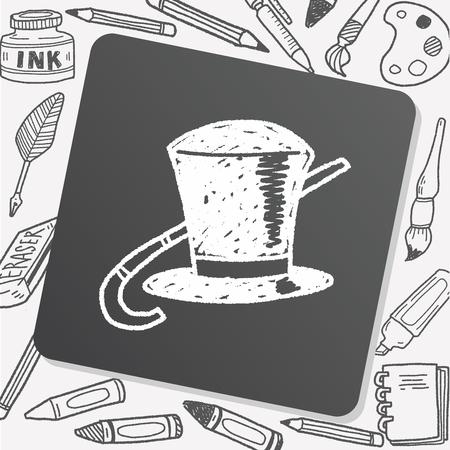 topper: Doodle Topper