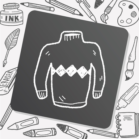 sueter: Sweater doodle