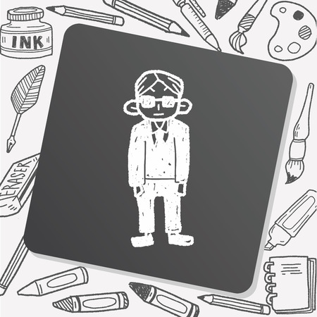 bodyguard: bodyguard doodle