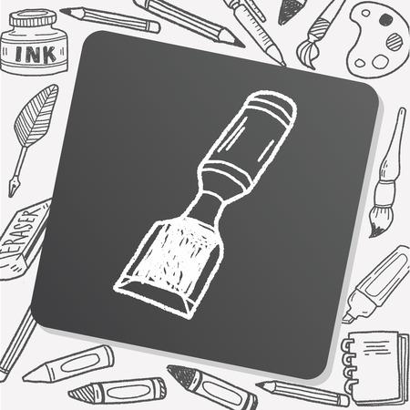 chisel: Chisel doodle