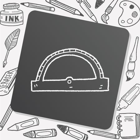 millimeter: doodle ruler