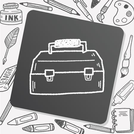 tool box doodle
