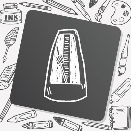 metronome: Metronome doodle