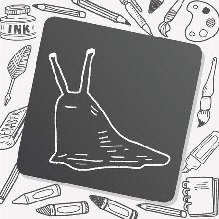 slug: Doodle babosa