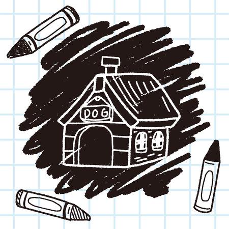 doghouse: doodle dog house