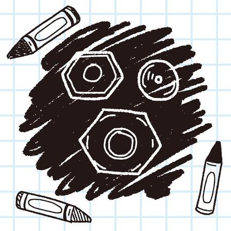 screw: screw doodle
