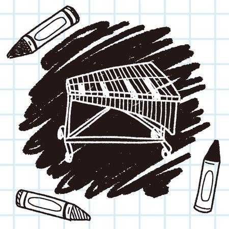 xilofono: Xylophone doodle