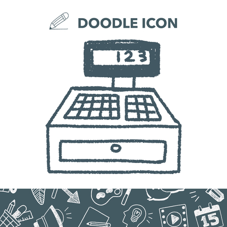 Doodle Checkout Machine