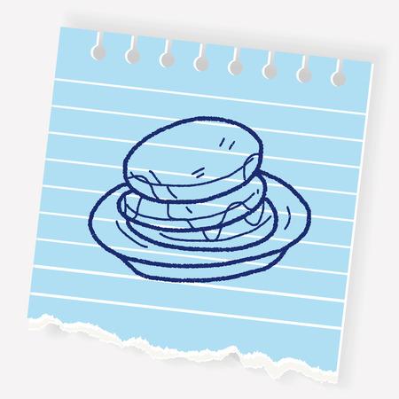 fresh idea: waffle doodle