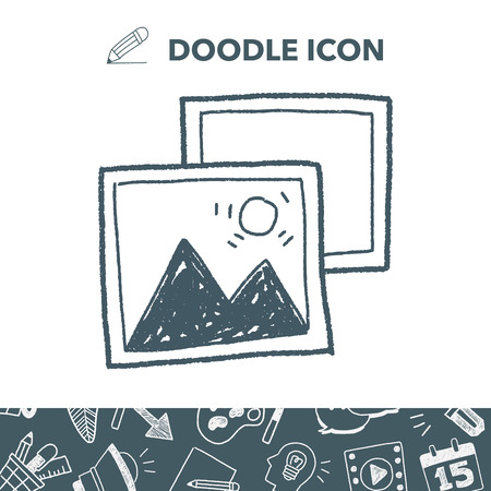 wireless icon: Doodle Photo